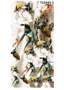 "54/55"" Crepe De Chine (CDC) , Digital Printed Silk"