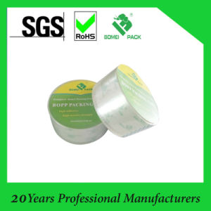SGS and ISO9001 Certificate Transparent BOPP Adhesive Packing Tape pictures & photos