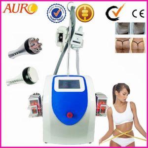 Cryolipolysis Vacuum Roller Lipo Laser Cavitation RF Slimming Machine pictures & photos