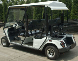 Street Legal Golf Cart, Low Speed Electric Vehicles, Street Legal Golf Carts pictures & photos