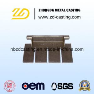 OEM Heat Resistant Steel Alloy Inevstment Casting for Cement Stove pictures & photos
