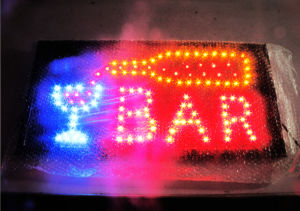 Promotional Bar LED Sign