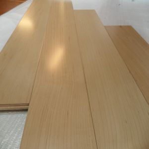 15mm Natural Color Stain Birch Engineered Parquet Flooring pictures & photos