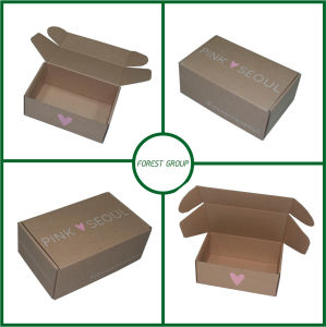 China Manufacturer Elegant Paper Cake Boxes in China pictures & photos
