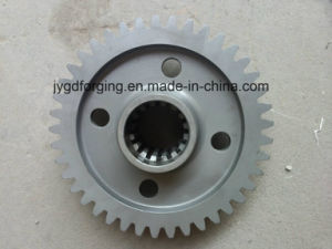 Forging 16mncr5 Steel Pinion Gear pictures & photos