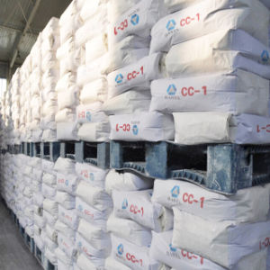 Ground Calcium Carbonate CaCO3 China Exporter for Plastic
