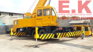 Used Original Kato Japanese Hydraulic 20ton Mobile Truck Crane (NK200E) pictures & photos