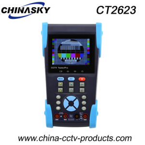 3.5 Inch Security CCTV UTP PTZ Control Tester Monitor (CT2623) pictures & photos