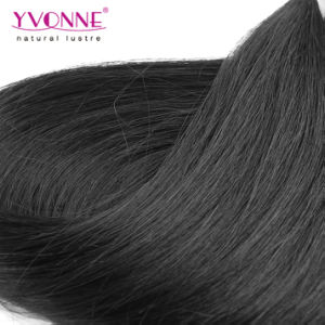 Color Black Pre-Bonded I Tip Hair Extensions pictures & photos