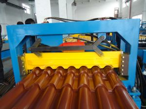 Roll Forming Machine for Roof & Wall pictures & photos