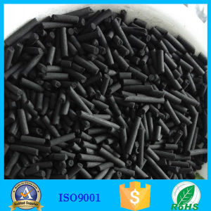 Wood-Based Activated Carbon for Purification Air