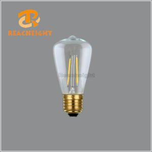 Diameter LED St48X2t Diamond LED Filament Bulbs pictures & photos