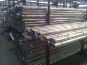Factory Supply 201 Stainless Steel Welded Round Pipes Tubes pictures & photos