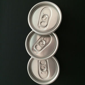 200 Rpt (50mm) Beverage Lids for Beer Aluminum Can Lids pictures & photos