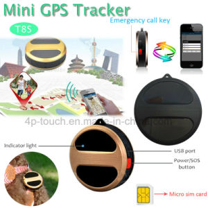Newest Design GPS Tracker with GPS+Lbs Dual Positioning (T8S) pictures & photos