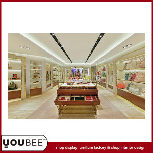 Attractive Ladies′ Handbag Display Equipment for Retail Shop Design pictures & photos
