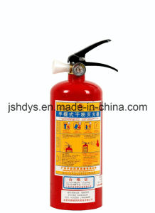 5kg Portable Dry Powder Fire Extinguisher (GB4351.1-2005) pictures & photos