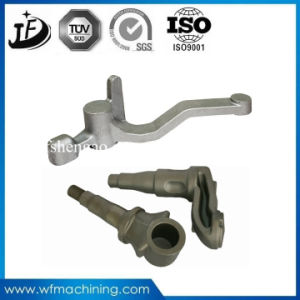 Precision Steel/Iron/Brass/Aluminum Forged Parts with Machining Service pictures & photos