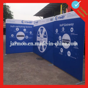 Pop up Curved Straight Trade Show Tension Fabric Display pictures & photos