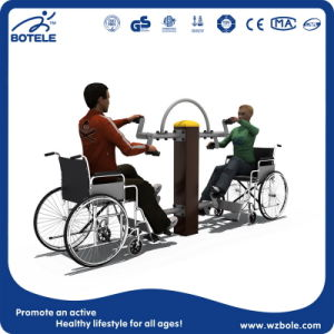 Novel Design Handicap Bicycle Trainer Outdoor Gym Equipment