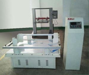 Electronic Transportation Paperboard Vibration Table Testing Machine pictures & photos