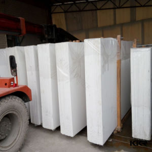 Artificial Marble Engineered Stone Quartz Stone Tile pictures & photos