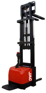 JAC Stacker/Hand Pallet Truck Easy Handling Forklift pictures & photos