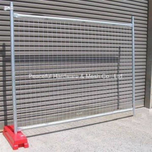 Temporary Security Fence pictures & photos