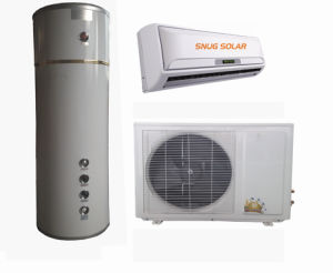 High Quality DC Inverter Air Source Heat Pump 15kw Split Type pictures & photos