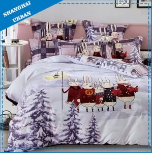 5 Pieces Kids Bedding Polyester Duvet Cover (Set) pictures & photos