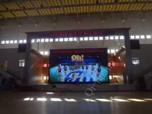 P5 Indoor Full Color LED Display Screen pictures & photos