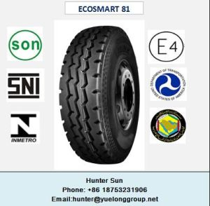 Ilink Brand Truck & Bus Radial Tyres 12.00r20 Ecosmart 81 pictures & photos