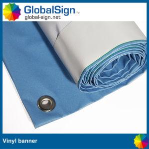 Hanging Fence PVC Vinyl Flex Banner Printing (LFM11/440) pictures & photos
