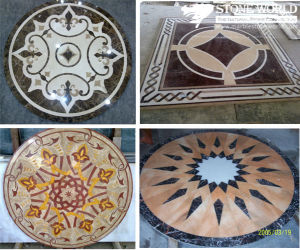 Stone Medallion / Marble Medallion for Flooring pictures & photos
