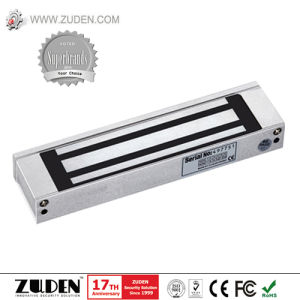 12V or 24V 500kgs (1200Lbs) Electro Magnetic Lock with LED Electromagnetic Lock pictures & photos