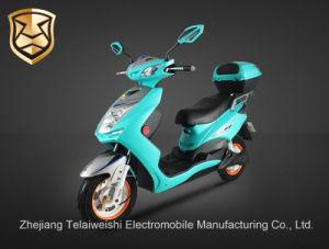 800W Fashionable Drum Brake Brushless Motor Electric Bike with Trunk
