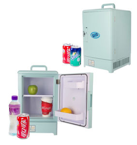 Electronic Mini Fridge 15 Liter DC12V, AC100-240V in Both Cooling and Warming for Car, Home, Office Use pictures & photos
