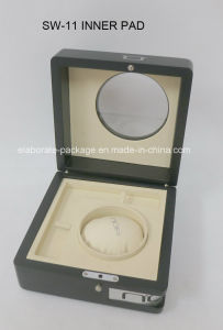 Bangle and Watch Box Gray Jewellry Wooden Box pictures & photos