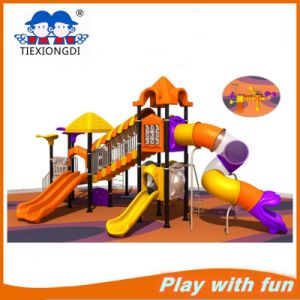 Attractive Outdoor Homemade Playground Equipment for Children pictures & photos