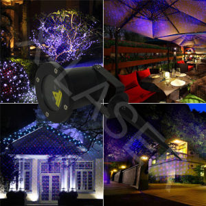 Fashion Outdoor Laser Light Christmas Decoration Elf Garden Laser Light pictures & photos