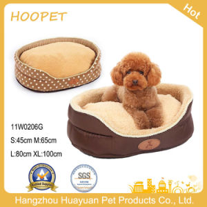 Pet Product Cheap Dog Basket Sofa Bed Orthopedic Dog Bed pictures & photos