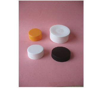 24mm 32mm Round Smooth Screw Cap Without Bottle pictures & photos