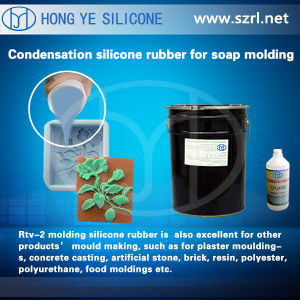 Molding Silicone RTV2 Hy625 (MoldMax 25) pictures & photos