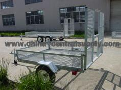 Facotry Made on Road 2.0X1.55m ATV Trailer (CT0090E) pictures & photos