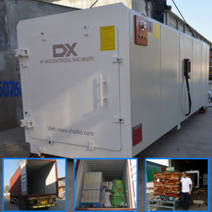 Full Automatic PLC Control System Oak/Teak Wood Drying Equipment pictures & photos