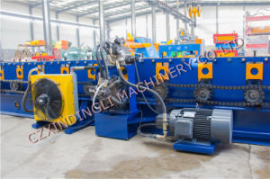 2014 Popular Hydraulic Motor Drive C/Z Purlin Roll Forming Machinery pictures & photos