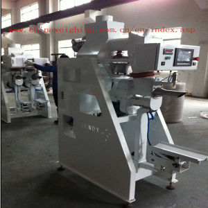 De-50-AV Superfine Powder Preciseness Semi-Automatic Filling Machine pictures & photos