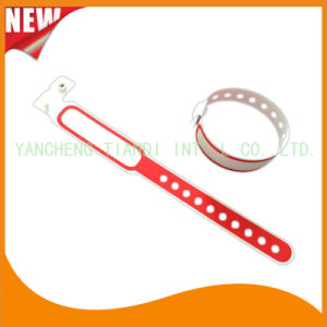 Hospital Plastic Write-on Infant ID Bracelet Wristbands Band (8020C11) pictures & photos