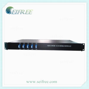 19 Inch Rack 8CH Wavelength Division Demux DWDM pictures & photos