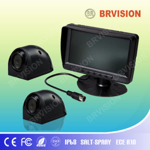 Side View Camera with Night Vision Fuction for Heavy Duty Vhicle pictures & photos